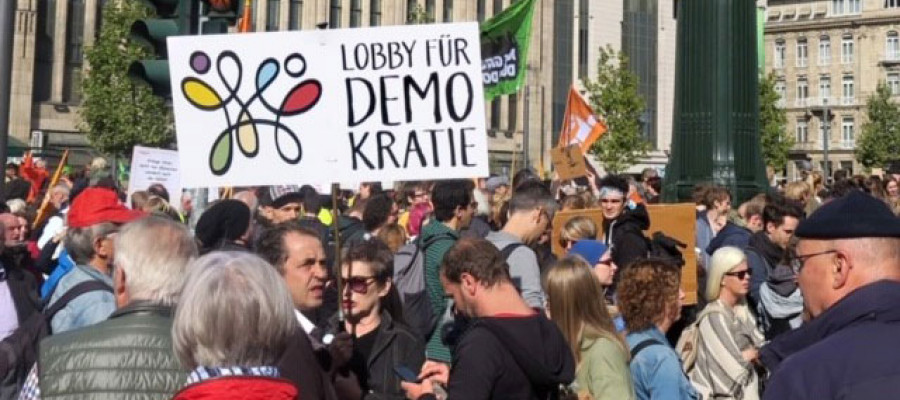 Fridays for Future in Düsseldorf am 20.09.2019